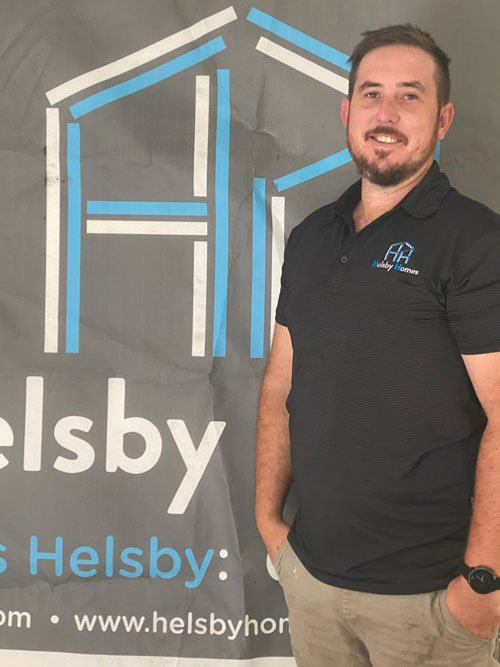 Chris Helsby From Helsby Homes